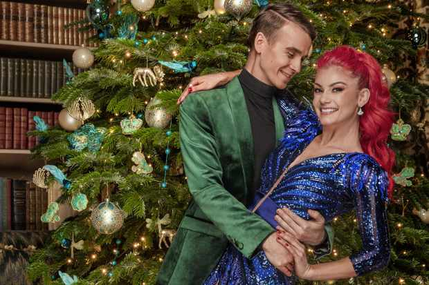 Joe Sugg, Strictly Christmas (BBC)