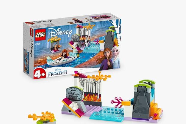 LEGO Disney Frozen II Anna's Canoe, John Lewis