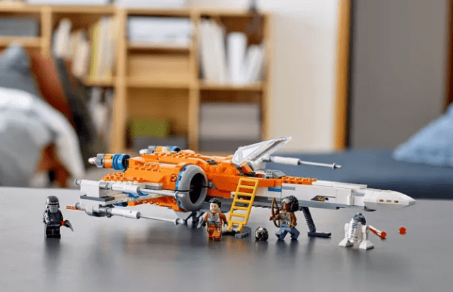 New Star Wars The Rise Of Skywalker Lego Release Date Radio Times