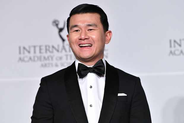 NEW YORK, NEW YORK - NOVEMBER 25: Ronny Chieng attends the 2019 International Emmy Awards Gala on November 25, 2019 in New York City. (Photo by Dia Dipasupil/Getty Images)