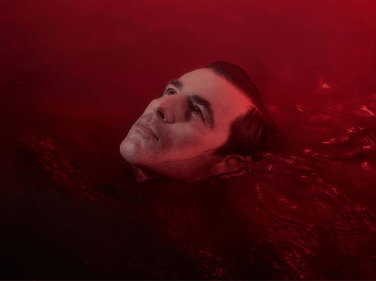 The BBC's Dracula used real blood – and coffins – in its soundtrack