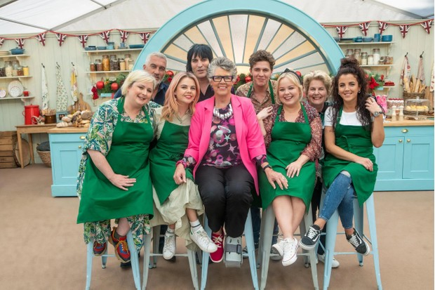 The Great Festive Bake Off – Derry Girls