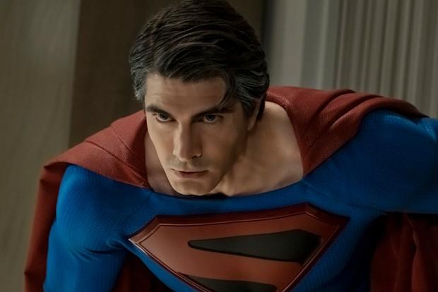 Crisis on Infinite Earths - Brandon Routh as Kingdom Come Superman