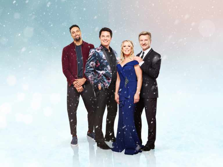 Who are the Dancing on Ice 2020 judges?