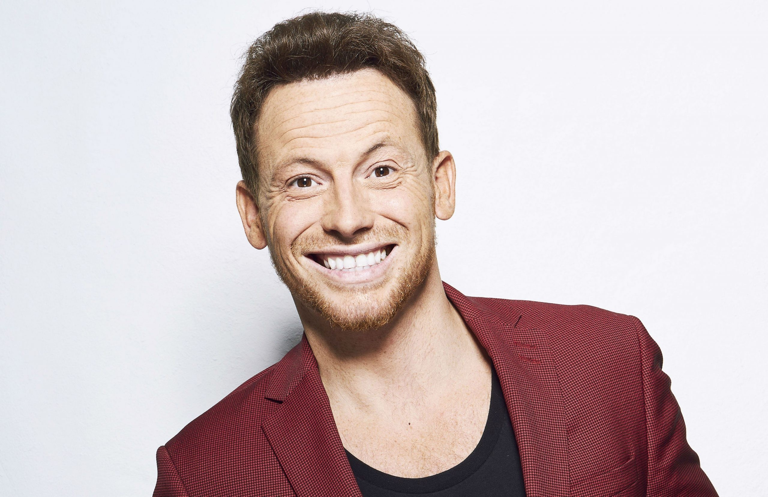 Dancing on Ice Joe Swash