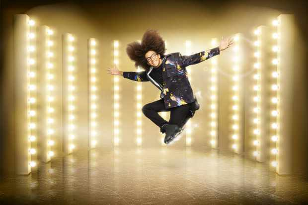 This image is strictly embargoed until 00.01 Friday 27th December 2019  From ITV Studios  Dancing On Ice: SR12 on ITV  Pictured: Perri Kiely.  This photograph is (C) ITV Plc and can only be reproduced for editorial purposes directly in connection with the programme or event mentioned above, or ITV plc. Once made available by ITV plc Picture Desk, this photograph can be reproduced once only up until the transmission [TX] date and no reproduction fee will be charged. Any subsequent usage may incur a fee. This photograph must not be manipulated [excluding basic cropping] in a manner which alters the visual appearance of the person photographed deemed detrimental or inappropriate by ITV plc Picture Desk.  This photograph must not be syndicated to any other company, publication or website, or permanently archived, without the express written permission of ITV Picture Desk. Full Terms and conditions are available on the website www.itv.com/presscentre/itvpictures/terms  For further information please contact: james.hilder@itv.com / 0207 157 3052