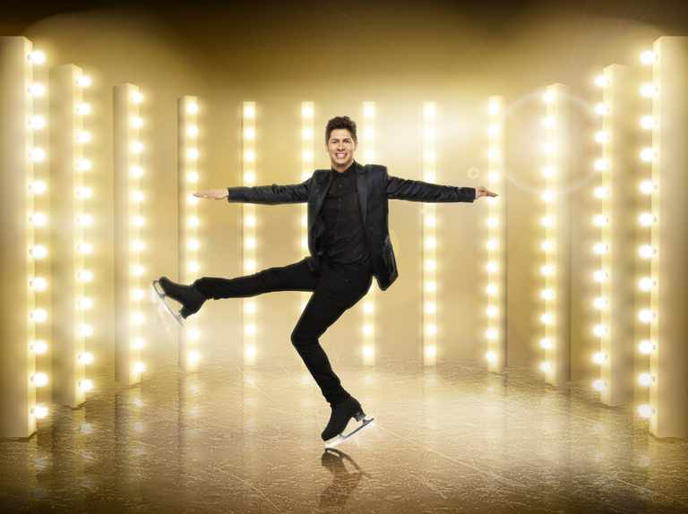 Who is Ben Hanlin? Meet the magician joining Dancing On Ice 2020