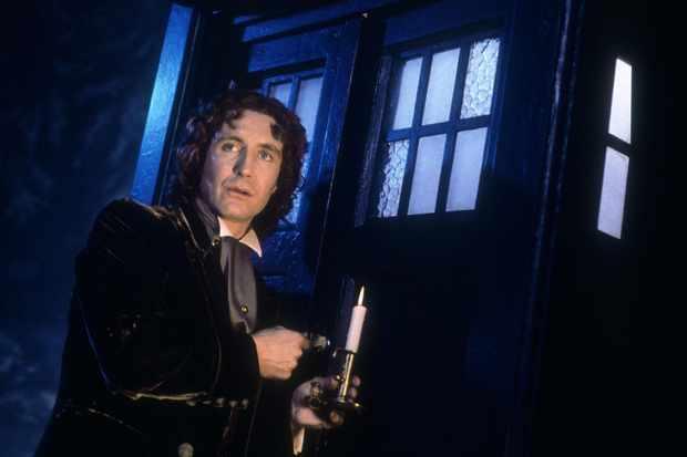 Doctor Who TV movie (Paul McGann)
