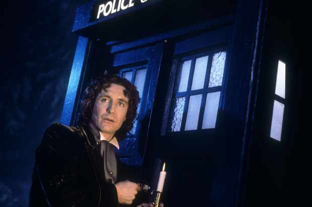 Doctor Who TV movie (Paul McGann)