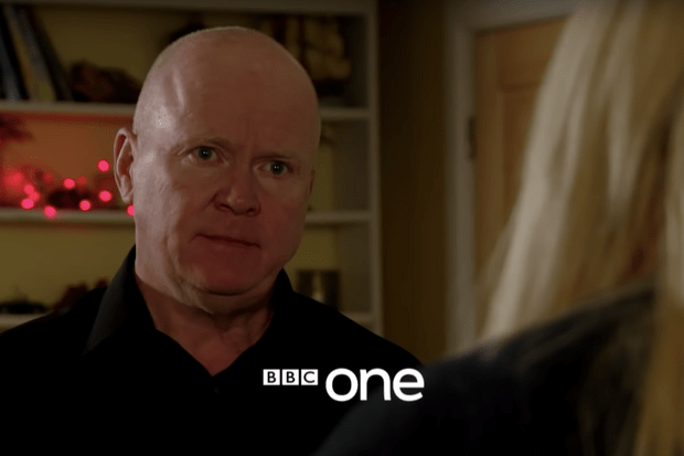 Phil Mitchell in EastEnders 2019 Christmas trailer