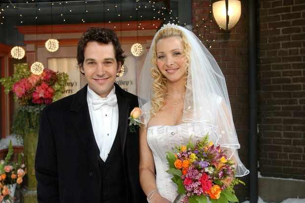 Friends - Phoebe's wedding