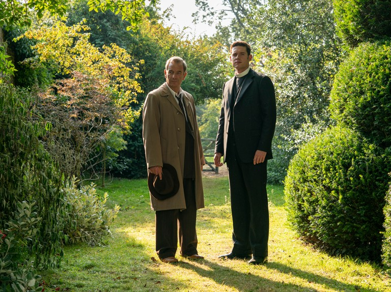 Grantchester Christmas Special 2021 Cast Grantchester Series Five I Meet The Cast And Characters Of Itv Drama Radio Times