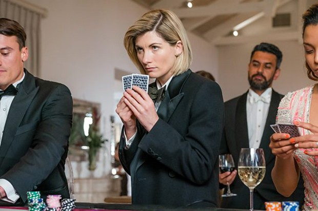 Jodie Whittaker in Doctor Who series 12 (BBC)
