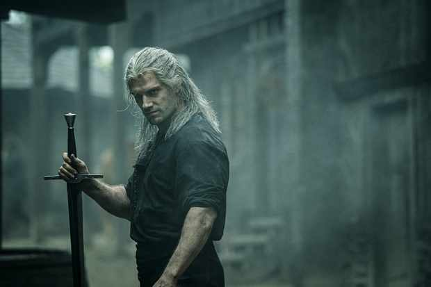 The Witcher - Henry Cavill as Geralt