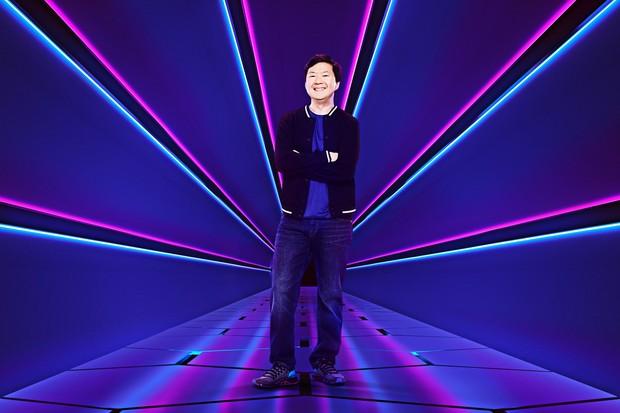 Masked Singer Ken Jeong (ITV)