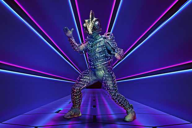 Chameleon The Masked Singer ©ITV/Bandicoot TV