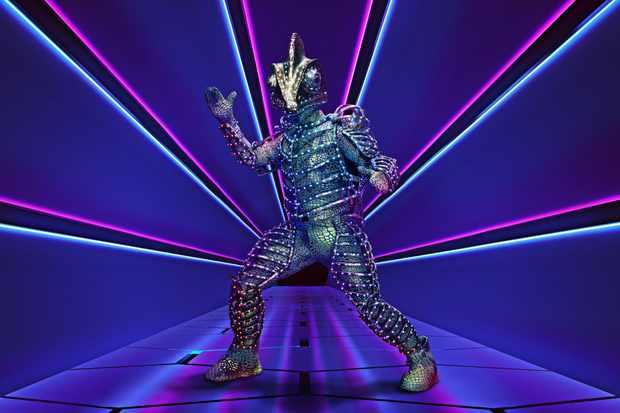 Chameleon The Masked Singer ©ITV/Bandicoot TV
