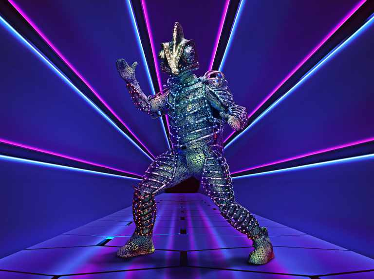 Who is Chameleon on The Masked Singer?