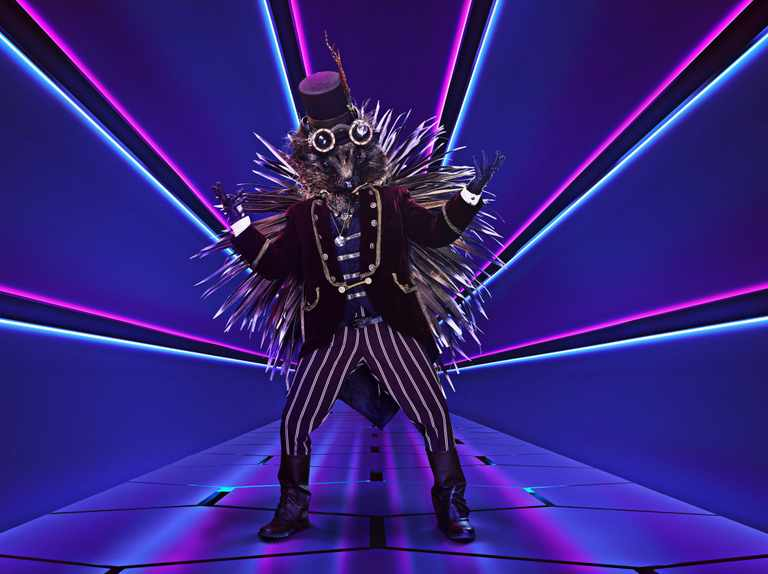 Who is Hedgehog on the Masked Singer?