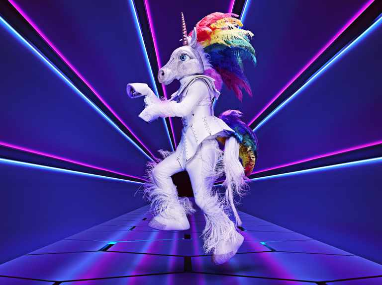 Who is Unicorn on The Masked Singer?