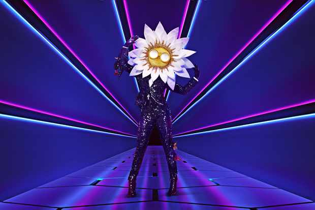 Daisy The Masked Singer ©ITV/Bandicoot TV