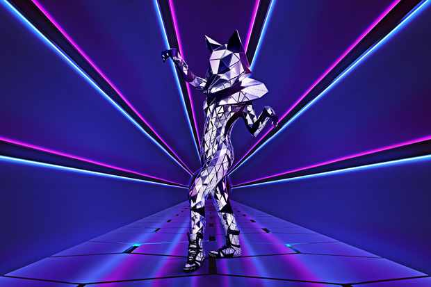 Fox The Masked Singer ©ITV/Bandicoot TV