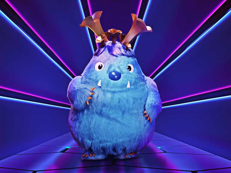 Who is Monster on The Masked Singer?