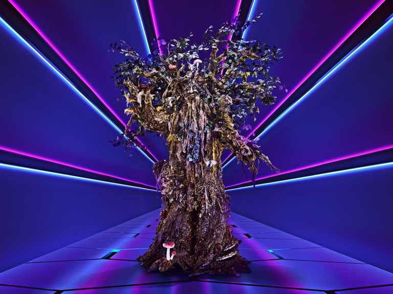 Who is Tree on the Masked Singer?