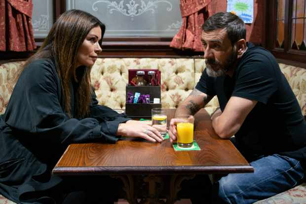 coronation street carla connor peter barlow