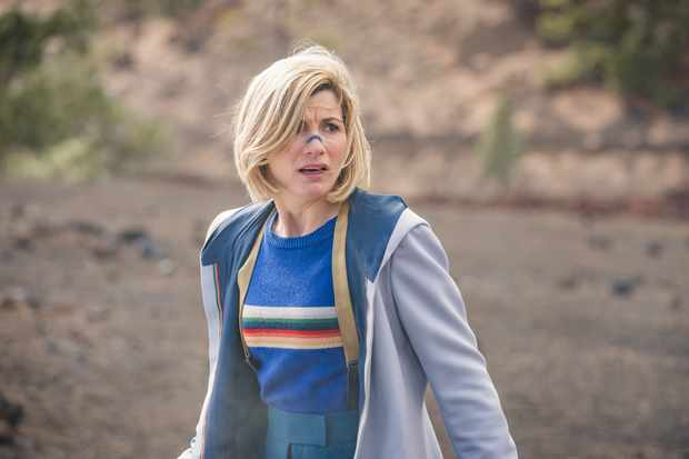 WARNING: Embargoed for publication until 00:00:01 on 07/01/2020 - Programme Name: Doctor Who Series 12 - TX: n/a - Episode: n/a (No. 3) - Picture Shows: PRE TX  **STRICTLY EMBARGOED UNTIL 07/01/2020 00:00:01** The Doctor (JODIE WHITTAKER) - (C) BBC  - Photographer: Ben Blackall