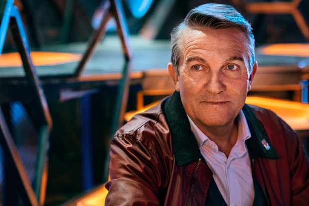 WARNING: Embargoed for publication until 17:00:01 on 27/12/2019 - Programme Name: Doctor Who Series 12 - TX: n/a - Episode: n/a (No. 2) - Picture Shows: GENERIC PORTRAITS FOR EPISODE 2 **STRICTLY EMBARGOED UNTIL 27/12/2019 17:00:01** Graham (BRADLEY WALSH) - (C) BBC / BBC Studios - Photographer: Ray Burmiston