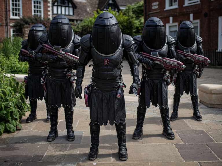 Who are the Judoon? When did they last appear in Doctor Who?