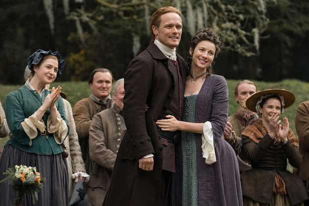 Outlander series five