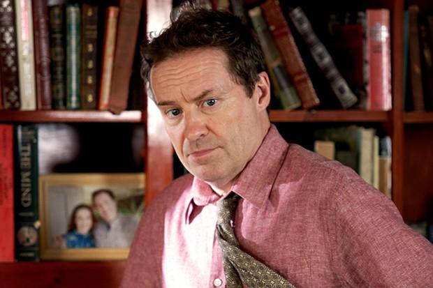 Ardal O'Hanlon as DI Jack Mooney in Death in Paradise