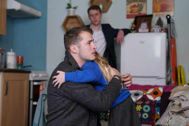 EastEnders Ben Mitchell Lexi Pearce