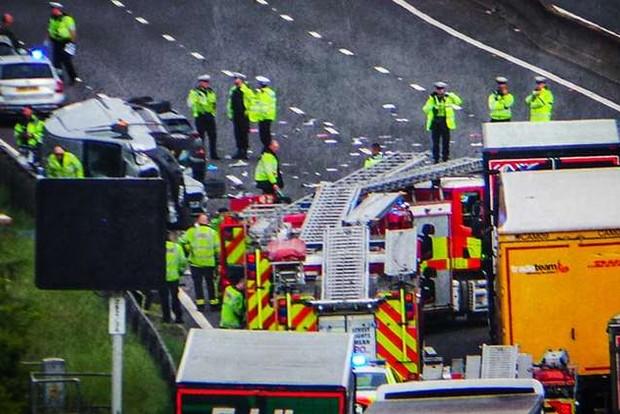 Briatin's Killer motorways