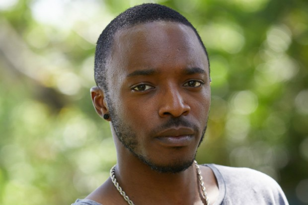 Caleb Frederick plays Anthony Marcus in Death in Paradise