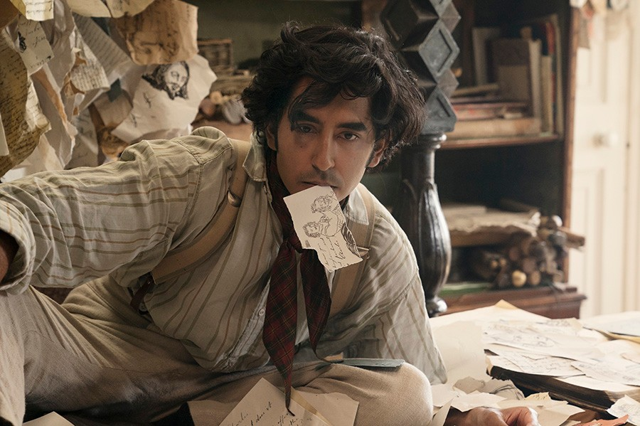 Dev Patel in The Personal History of David Copperfield (Lionsgate)