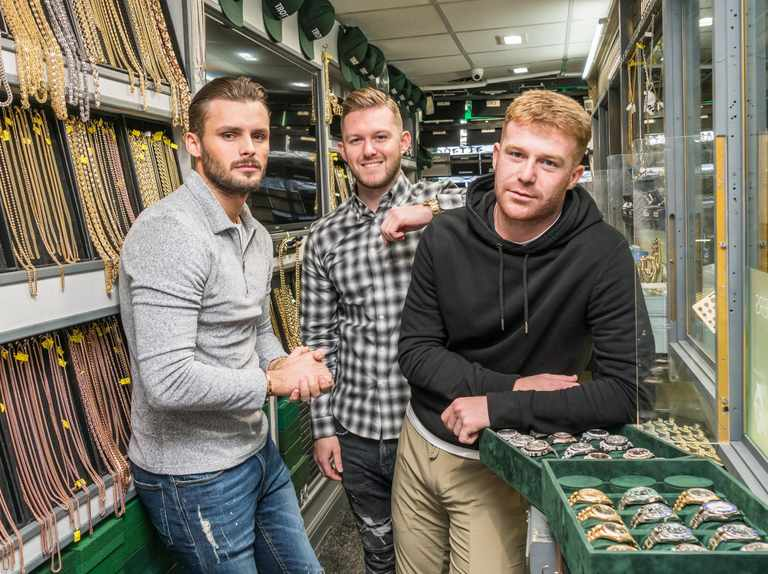 Diamond Dealers and Cockney Geezers - everything you need to know