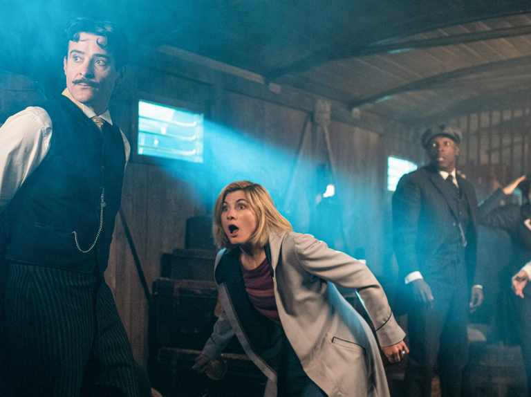 Doctor Who Nikola Tesla's Night of Terror review: a delightful tale avoids bathos as scientists unite to fend off an attack of giant scorpions