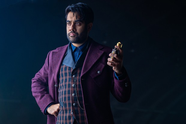 Sacha Dhawan as The Master in Doctor Who