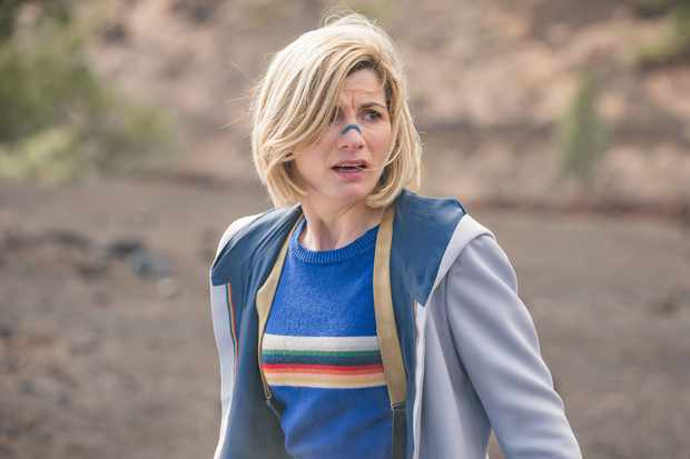 Doctor Who Series 12 - TX: n/a - Episode: n/a (No. 3) - Picture Shows: PRE TX  **STRICTLY EMBARGOED UNTIL 07/01/2020 00:00:01** The Doctor (JODIE WHITTAKER) - (C) BBC  - Photographer: Ben Blackall