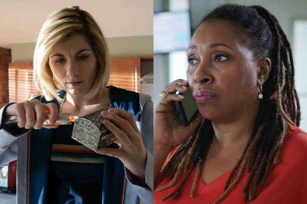 Doctor Who just made history by casting its first black Doctor