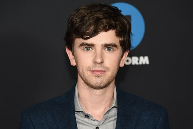NEW YORK, NY - MAY 15: Actor Freddie Highmore of The Good Doctor attends during 2018 Disney, ABC, Freeform Upfront at Tavern On The Green on May 15, 2018 in New York City. (Photo by Dimitrios Kambouris/Getty Images)