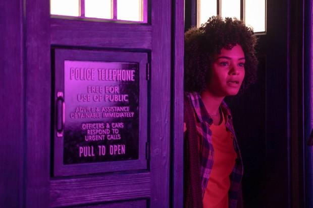 Joana Borja as Gabriela Castillo - Doctor Who _ Season 12, Episode 6 - Photo Credit: James Pardon/BBC Studios/BBC America