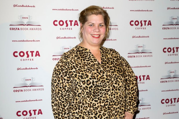 LONDON, ENGLAND - JANUARY 29: Katy Brand attends the 2019 Costa Book Awards held at Quaglino's on January 29, 2019 in London, England. (Photo by Tristan Fewings/Getty Images)