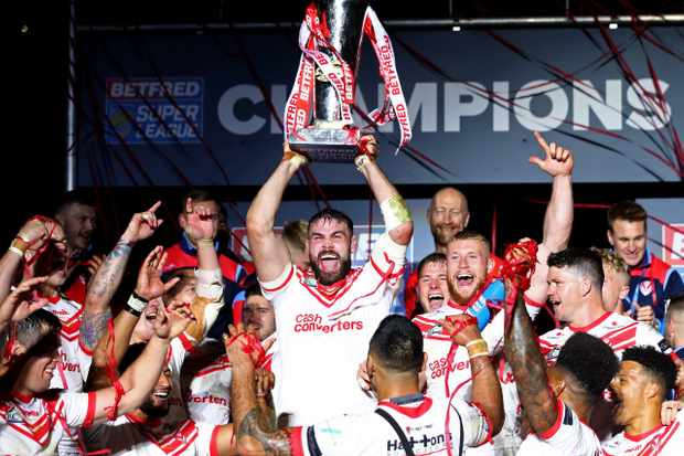 St Helens Rugby Super League