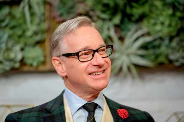 "NEW YORK, NEW YORK - OCTOBER 31: Paul Feig visits BuzzFeed's ""AM To DM"" on October 31, 2019 in New York City. (Photo by Roy Rochlin/Getty Images)"