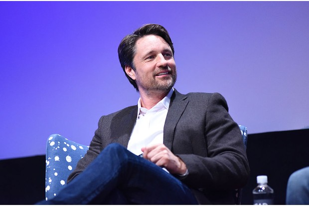 """ATLANTA, GA - FEBRUARY 04:  Actor Martin Henderson speak """"Grey's Anatomy"""" event during aTVfest 2016 presented by SCAD on February 4, 2016 in Atlanta, Georgia.  (Photo by Vivien Killilea/Getty Images for SCAD)"""