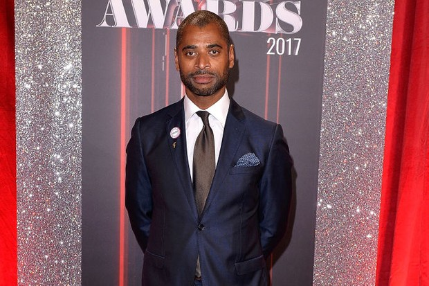MANCHESTER, ENGLAND - JUNE 03: Karl Collins attends The British Soap Awards at The Lowry Theatre on June 3, 2017 in Manchester, England. The Soap Awards will be aired on June 6 on ITV at 8pm. (Photo by Jeff Spicer/Getty Images)